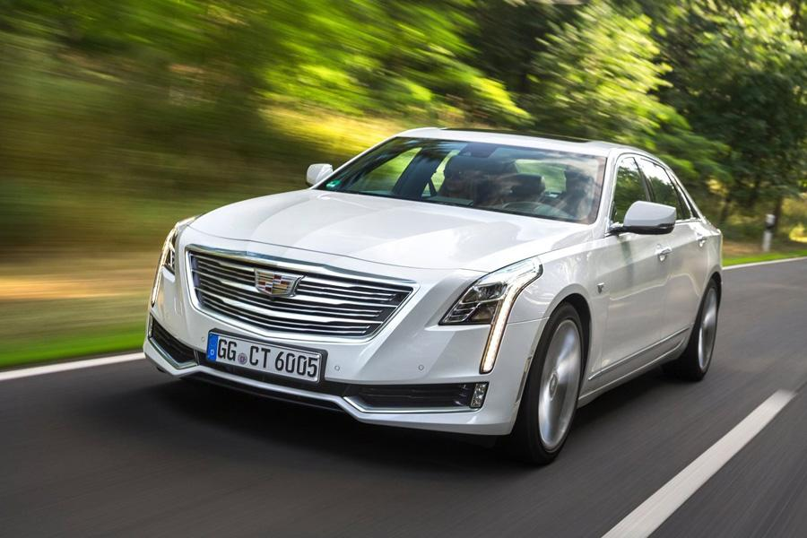 Флагманский Cadillac приедет в Россию до конца года