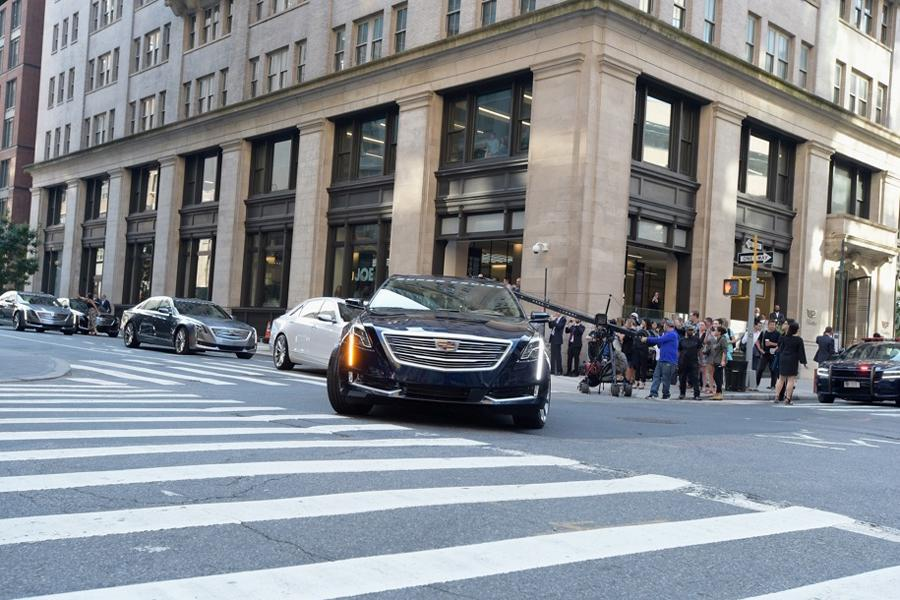 Cadillac затеял пробег на автопилоте через Америку