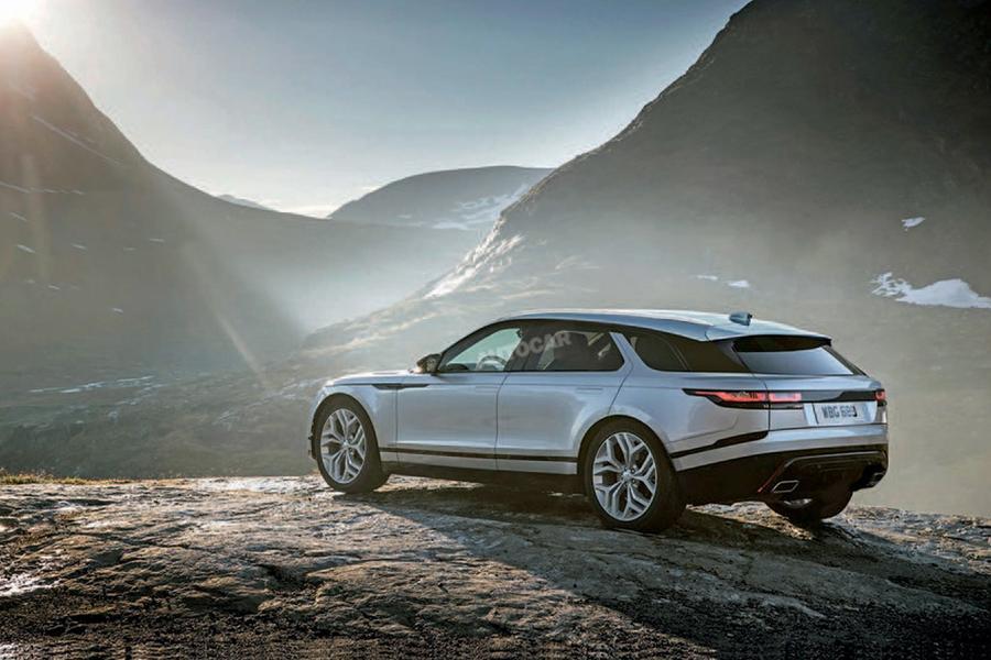 Jaguar Land Rover выпустит модель под названием Road Rover