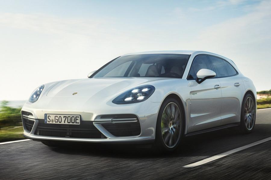 Porsche представил один из самых мощных универсалов в мире