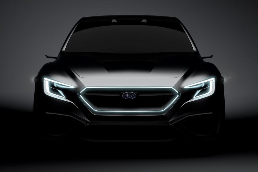 Subaru рассказала о новинках Токийского автосалона