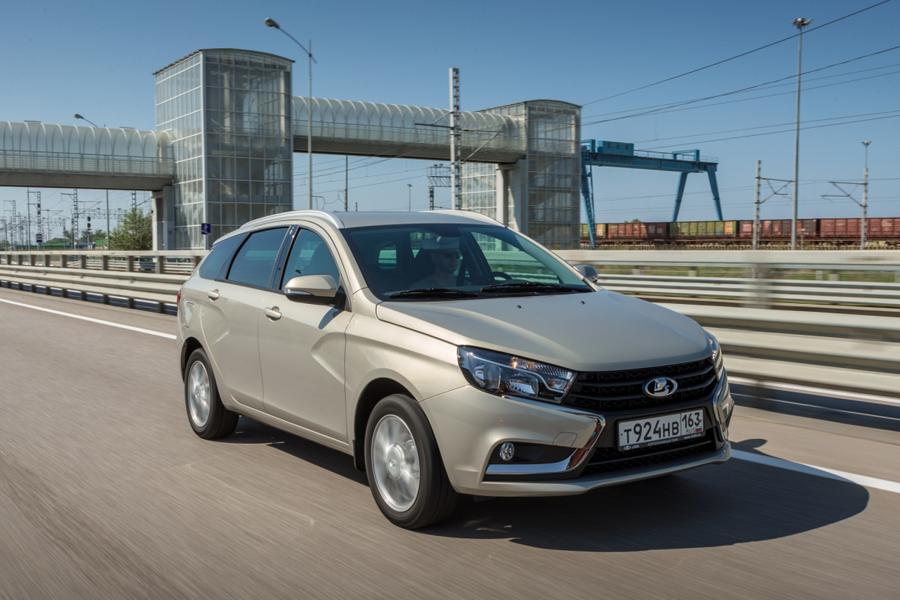 Доля автомобилей местной сборки достигла в России рекордного значения