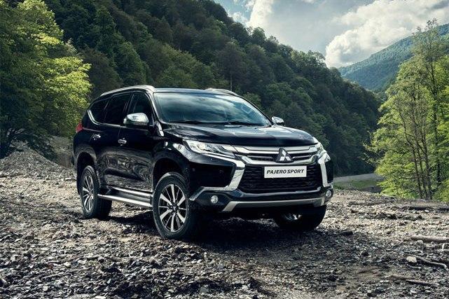 Mitsubishi снизила цены на Pajero Sport