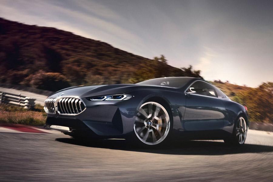 BMW 8-Series пойдет в серию через год