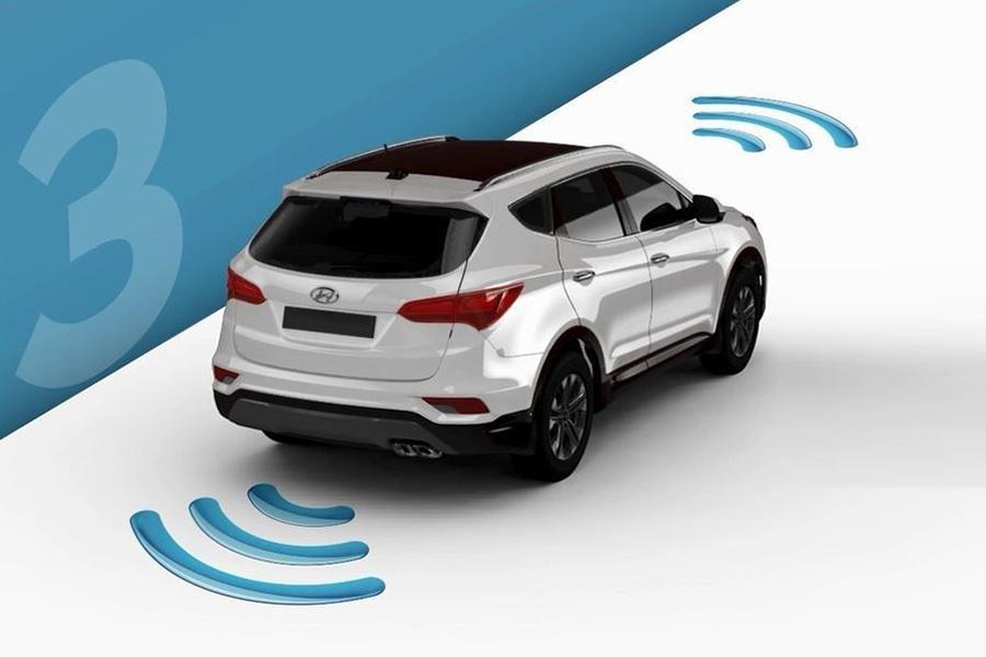 Hyundai предлагает новую систему безопасности