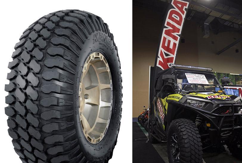 Kenda Tire USA представила новые шины Kongur UTV для мотовездеходов