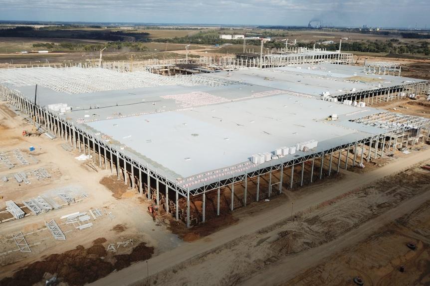 Haval продолжает строить завод в России