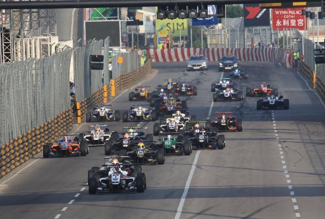 Yokohama возвращается на Гран-при Макао
