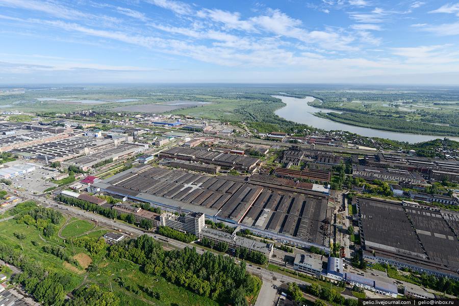 На базе АШК сформирован Барнаульский промышленный химический кластер