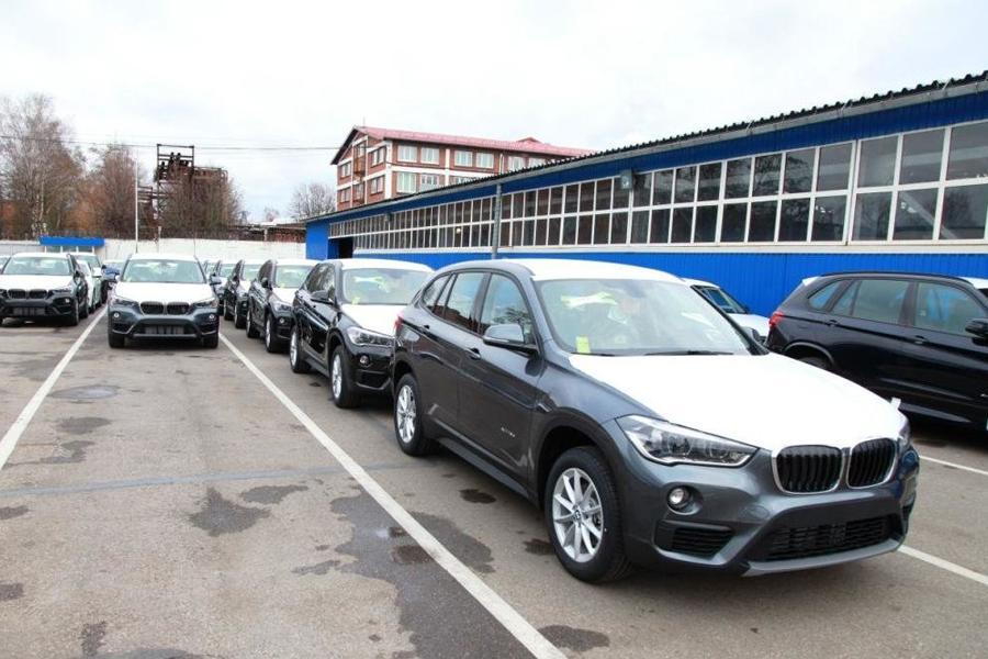 Концерн BMW задумался о собственном заводе в России