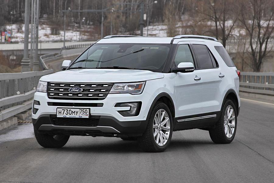 Российский Ford Explorer подешевел