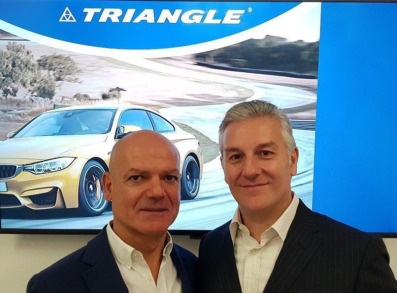 Triangle Tyre Europe назначила нового директора по продажам