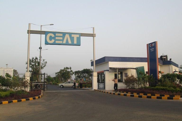 CEAT Tyres начала строительство завода в Сриперамбудере