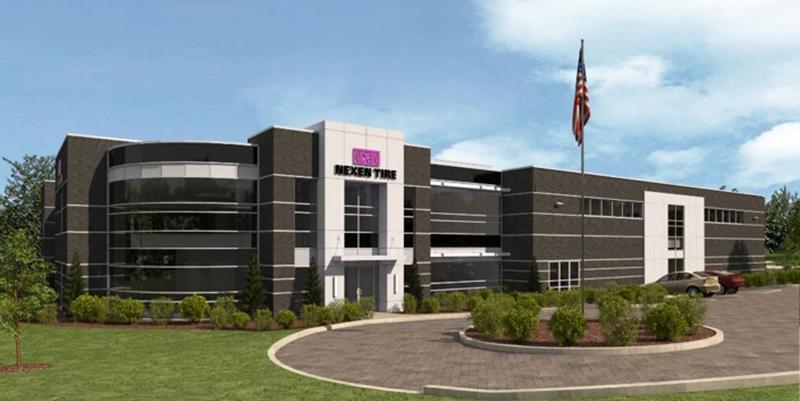 Строительство нового Технологического центра Nexen Tire в Америке начнется через неделю