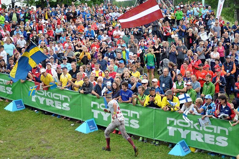 Nokian Tyres продолжит сотрудничество с International Orienteering Federation