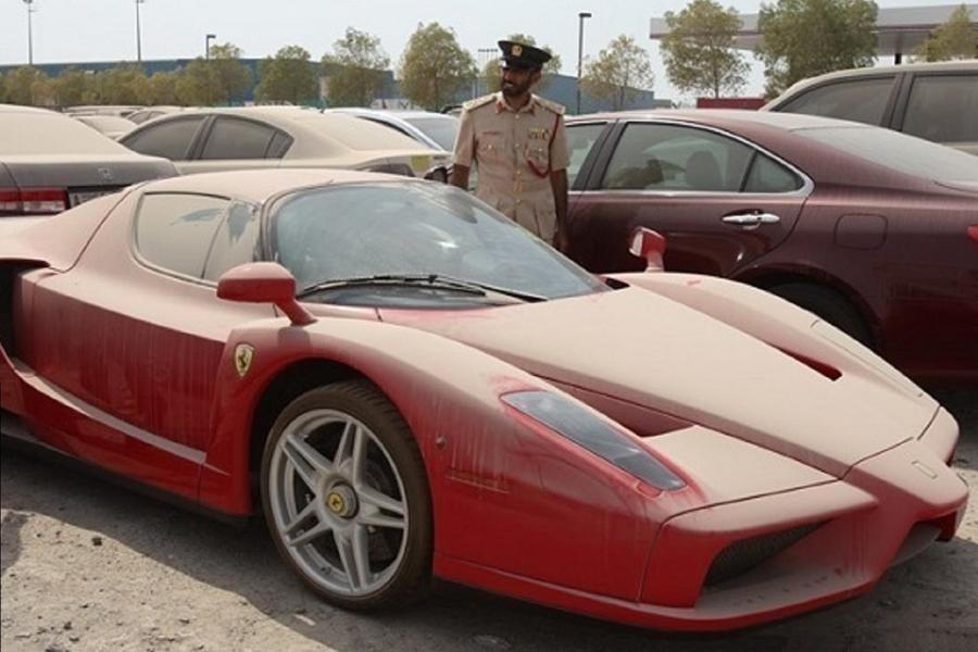 В Дубае нашли способ разгрузить штрафстоянки