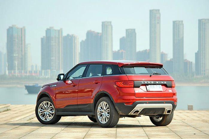 Land Rover может отказаться от показа концептов из-за китайцев