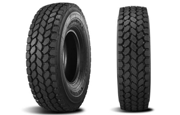 Triangle представила новые высокоскоростные шины для автокранов