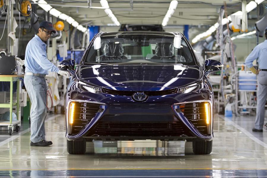 Toyota, Mazda и Honda заверили мир в качестве своей продукции