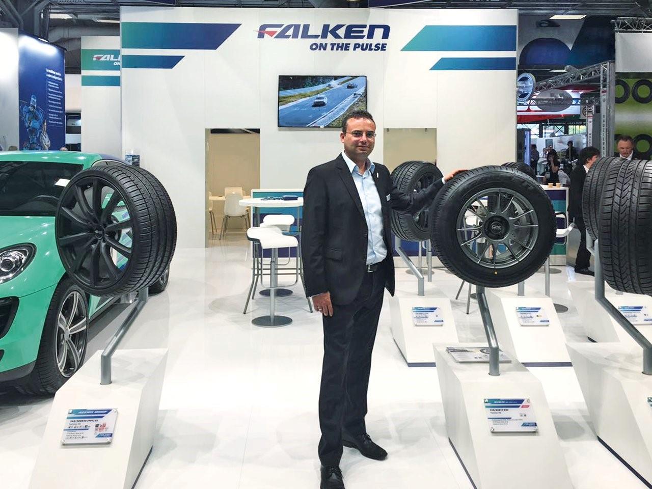 Falken Ziex ZE310 Ecorun дебютировала на парижской выставке Equip Auto 2017
