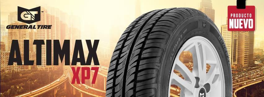 В странах Андского региона стартовали продажи новых шин General Altimax XP7