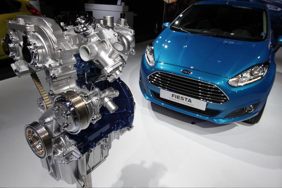 На двигатели предлагают ставить больше турбин