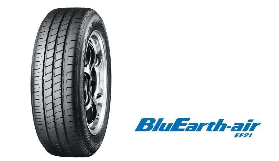 Новая сверхлегкая шина Yokohama BluEarth-air EF21 дебютирует на Tokyo Motor Show 2017