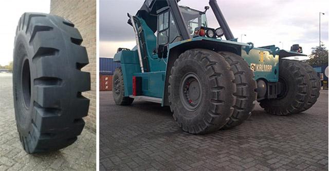 Magna Tyres представила новую шину для ричстакеров