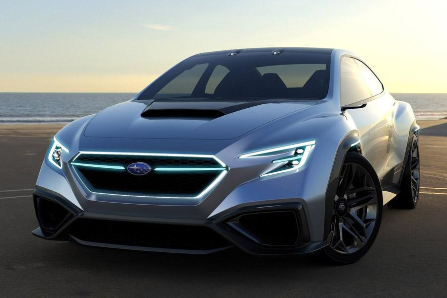 Автосалон в Токио 2017: Subaru Viziv Performance