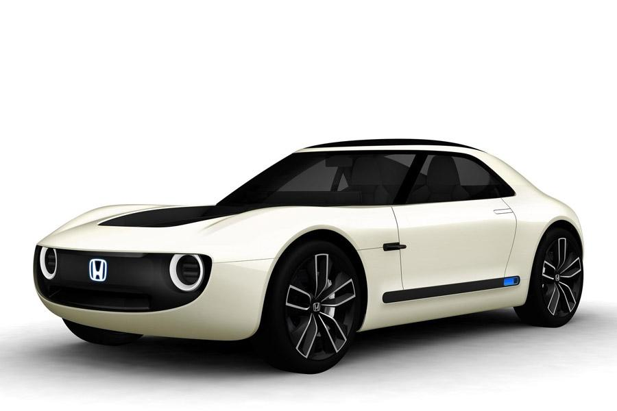 Автосалон в Токио: Honda Sports EV