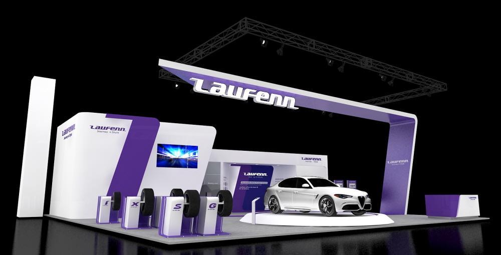 Laufenn снова приедет в Лас-Вегас на SEMA Show
