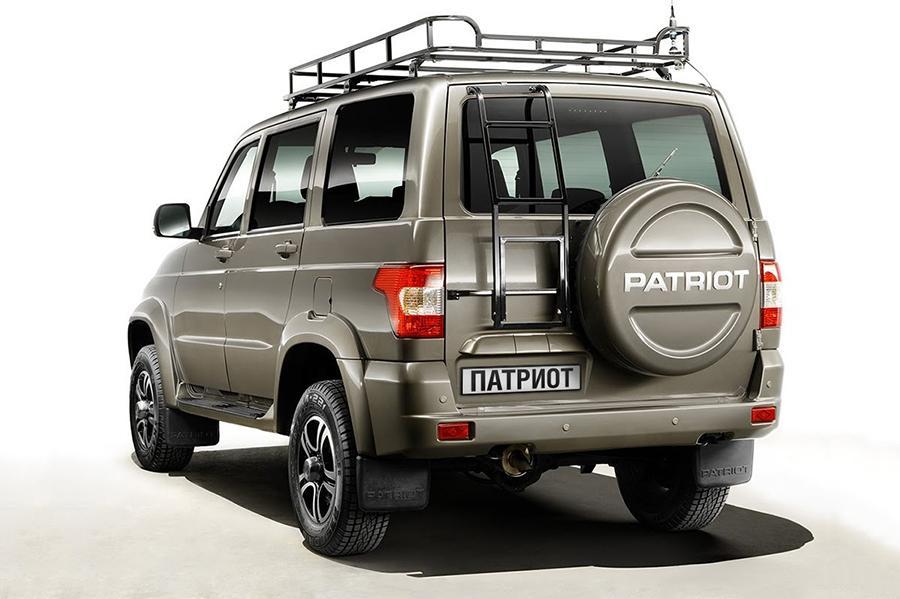 УАЗ готовит новую версию «Патриота»