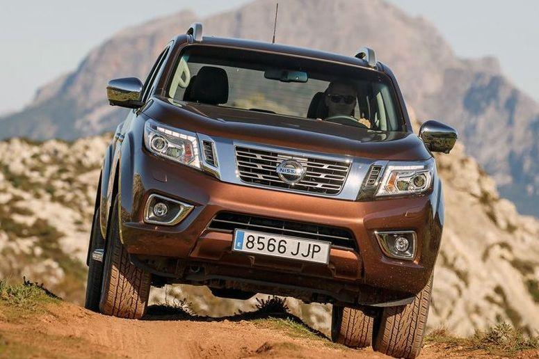 Nissan работает над новым рамным внедорожником