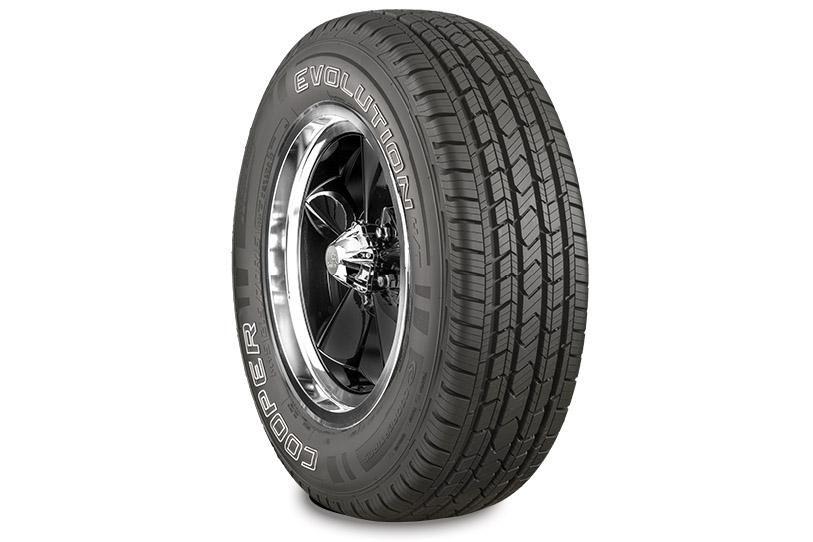 Cooper Tire получила премию SEMA New Product Award 2017 за шины Evolution H/T