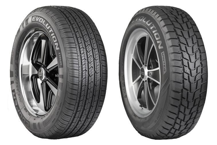 Cooper Tire представила новые шины линейки Evolution для 2018 года