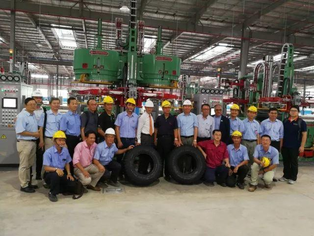 На новом заводе Kenda во Вьетнаме запущено опытное производство автопокрышек