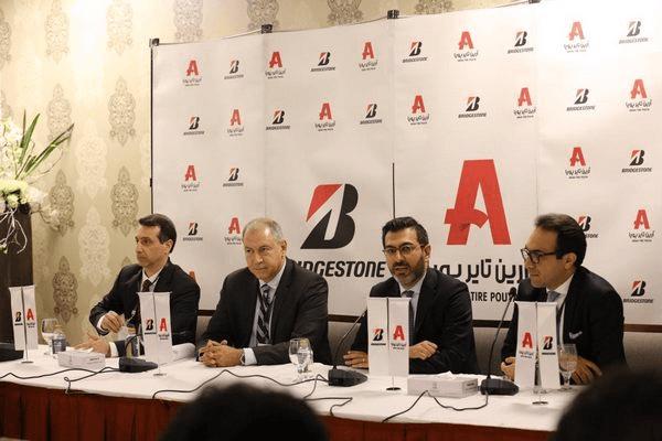 В Иране стартовали продажи шин Bridgestone