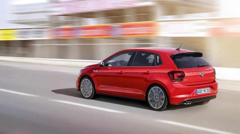 Volkswagen будет оснащать новый Polo в японские шины Falken