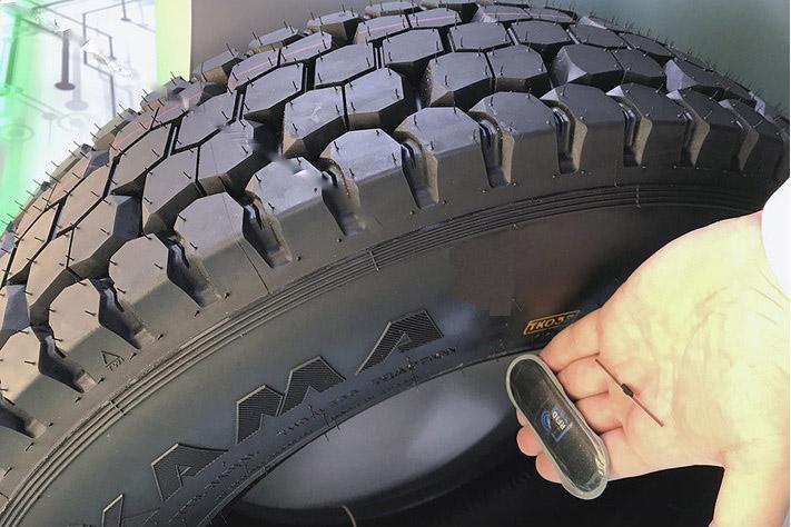 «Татнефть» начнет производство «умных шин» в 2018 году
