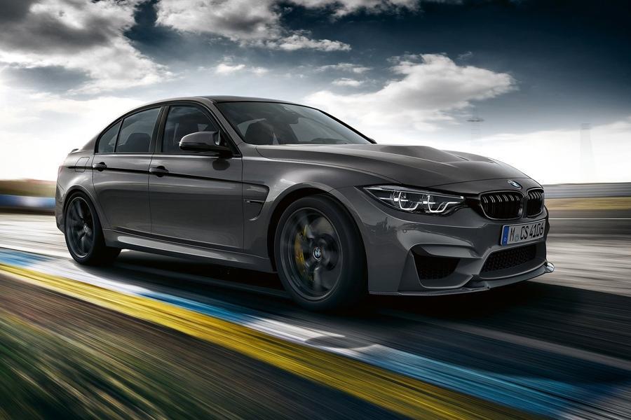 Концерн BMW представил самую мощную версию M3