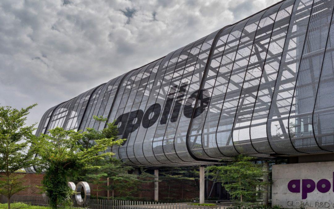 Apollo Tyres получила патент на новый сорт натурального каучука