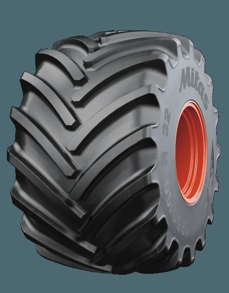 На выставку Agritechnica 2017 чешская Mitas привезет свою самую большую шину