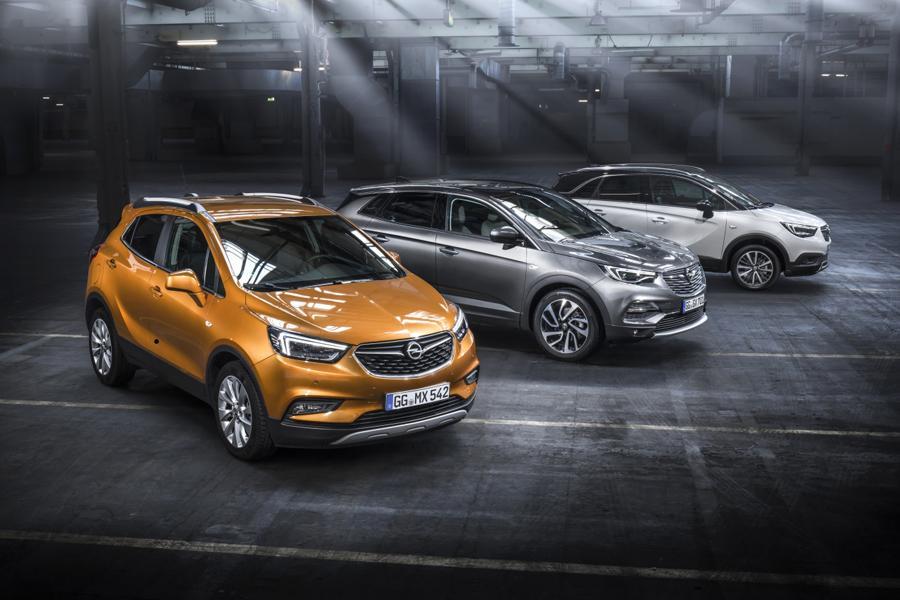 Opel раскрыл детали стратегии развития
