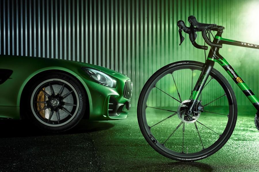 Mercedes-AMG сделал карбоновый велосипед