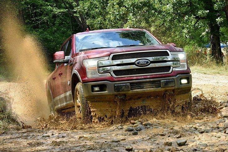 Ford делает автопилот для бездорожья