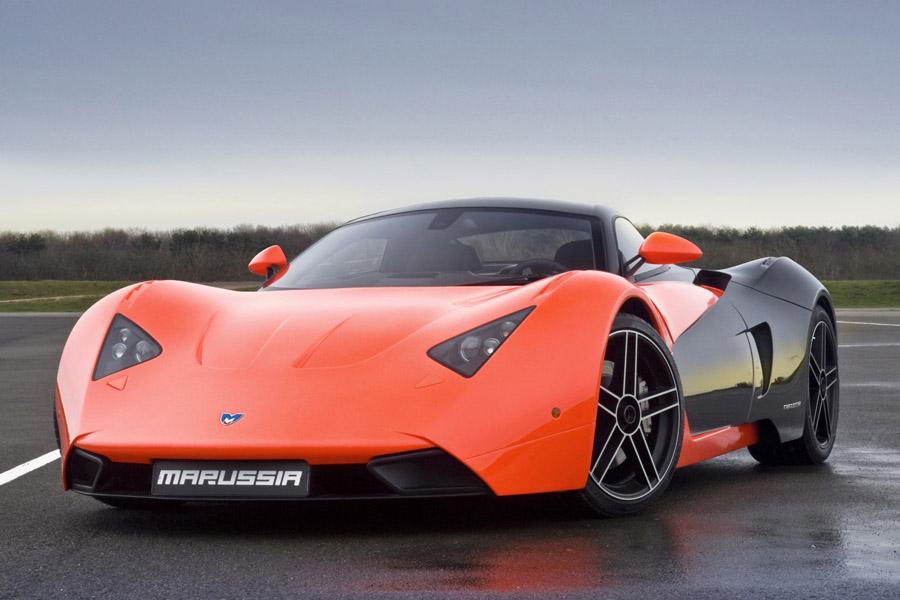 Суперкары Marussia могут получить вторую жизнь