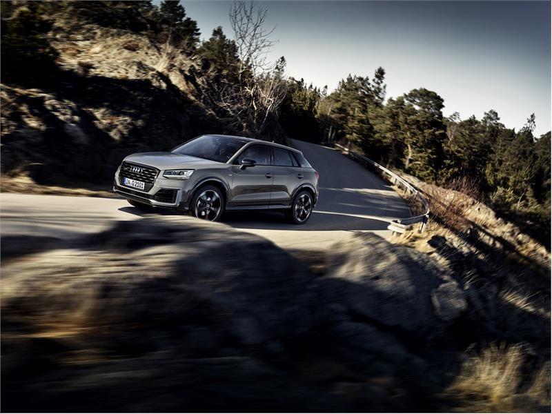 Audi выбирает Goodyear Vector 4Seasons Gen-2 для комплектации кроссоверов Q2