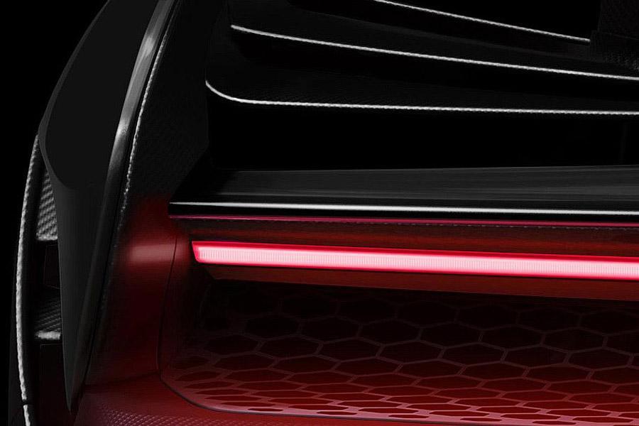 McLaren показал тизеры новой модели