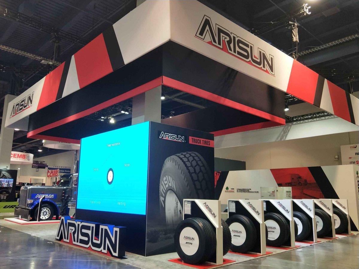 ZC Rubber представила новую систему контроля состояния TBR-шин