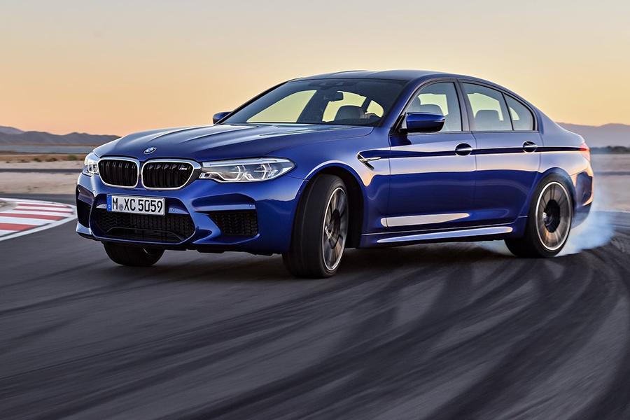 BMW M5 получила российский ценник
